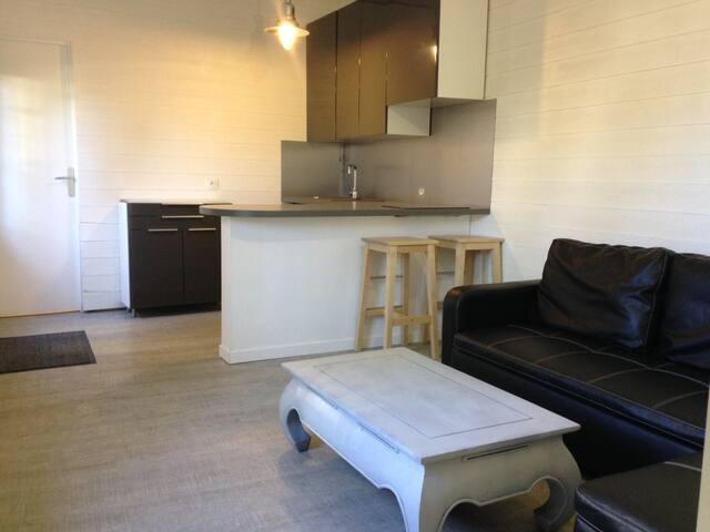 """small house 15 """"Paris + air cond. - Nanterre - House"""