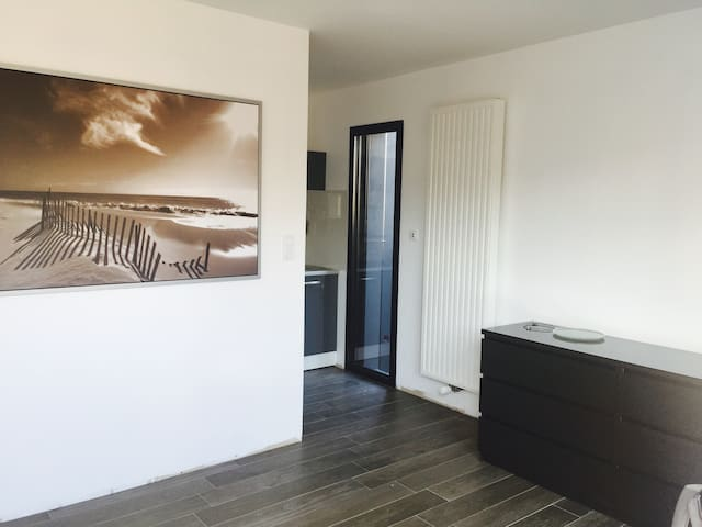 Studio Stibiden proche plage - Séné - Lägenhet
