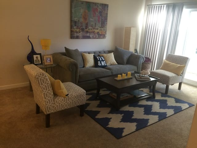Cozy Apartment at Walnut Creek. - Walnut Creek - Wohnung