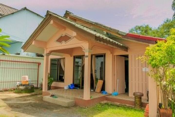 Simple Local House Close to Kamala Beach