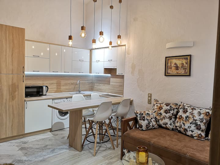New stylish and cozy apartment in city center