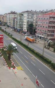 D eniz manzaralı / شقه للإيجار - Trabzon
