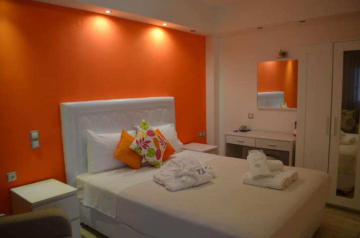 Διαμέρισμα 1 Υπνοδωματίου - Γλύφα - อพาร์ทเมนท์