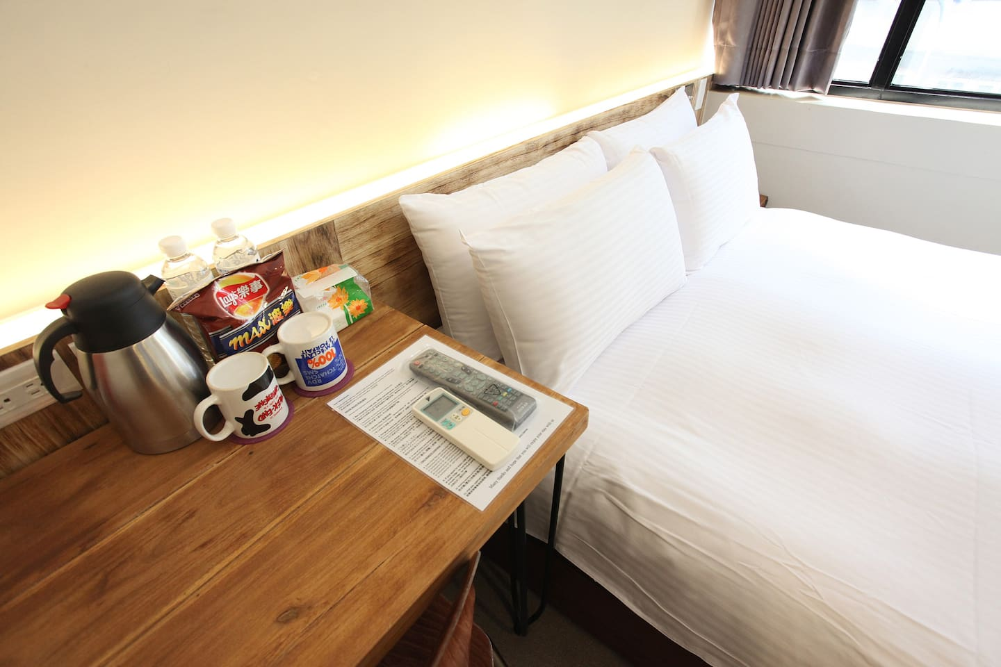 A Small Corner In Ximending Guesthouse Trendy Modern Taipei In Ximen Mrt Flats For Rent In Wanhua