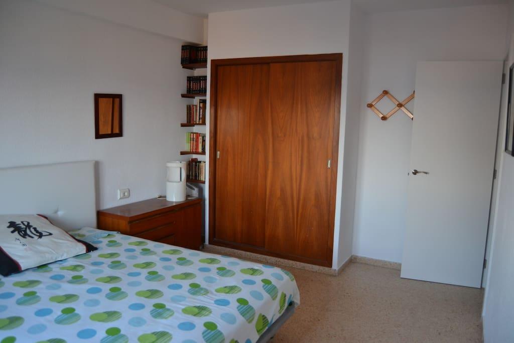 Habitación doble (cama king size)