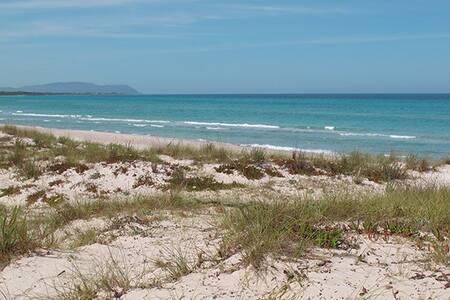 Appartement calme,  au bord de la plus belle plage - 켈리비아 - 아파트