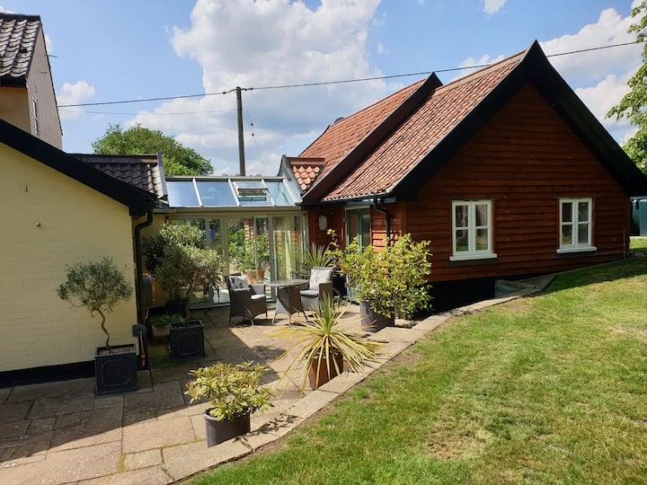 Countryside Retreat on Norfolk/Suffolk Border