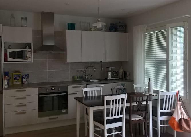 Two-room apartment (Turku 15min.)