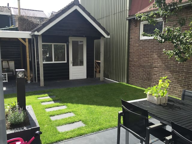 Gezellige tuinkamer - Sliedrecht - Huis