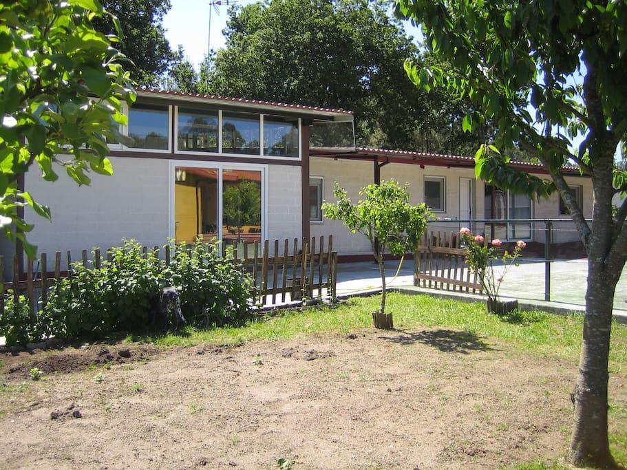 Casa de campo cerca de santiago houses for rent in a - Casas de campo en galicia ...