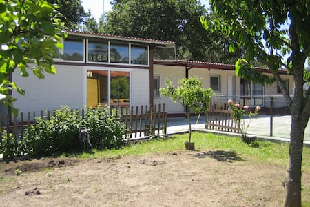casa de campo cerca de Santiago - A Estrada
