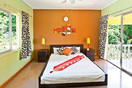 Albizia Lodge Double Room 2 - mahe