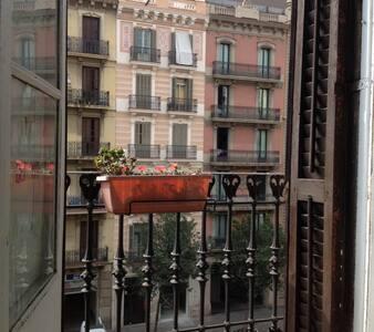 Nice Room Gaudi Eixample