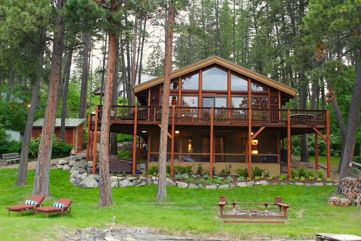 Flathead Lake Retreat