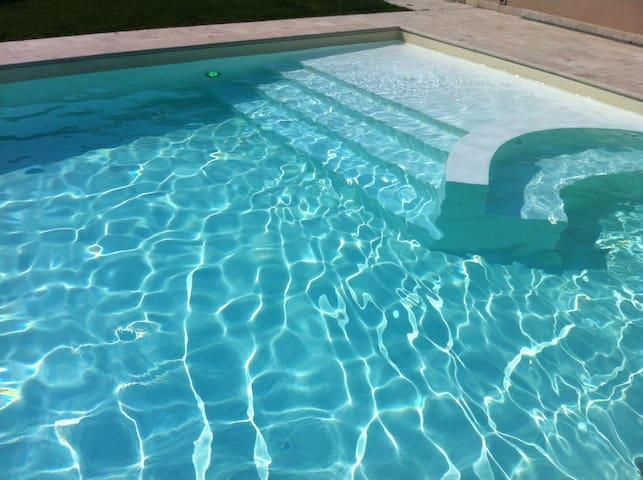 Stanza spaziosa 10min Lago di Garda - Roé - Haus