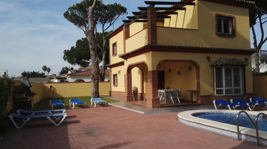 Villa Fatima. Chalet de lujo