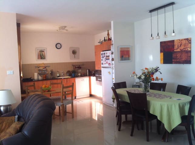 Apartamento con expectacular vista - Modi'in-Maccabim-Re'ut - Apartmen