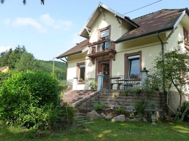 Maison de maître - Lalaye