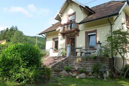 Maison de maître - Lalaye - Talo