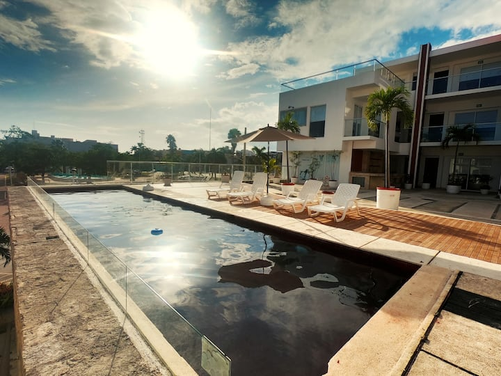 Hotel Cache, en el Corazón de la Riviera Maya