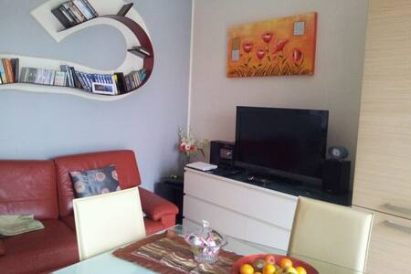 Bellissima camera matrimoniale - Wohnung