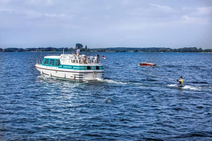 Abenteuer Hausboot - vetus 1000