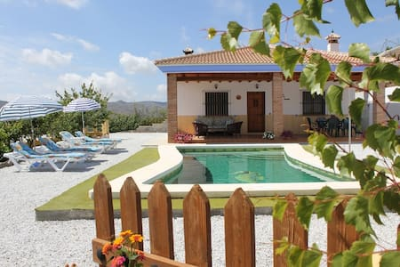 Villa Paco - Almáchar - 단독주택