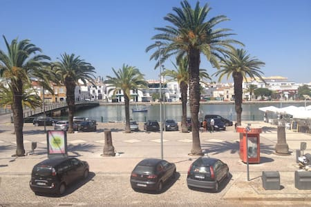 Suite with excelent River View - Tavira - Bed & Breakfast