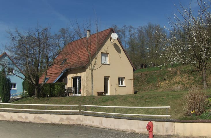 Maison reposante - 119m² - En bordure de forêt - Still - Huis