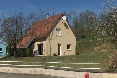 Maison reposante - 119m² - En bordure de forêt - Still - 一軒家