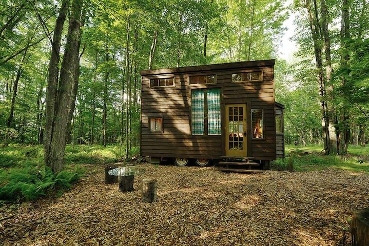 Tiny House 2 on Farm Upstate Catskills