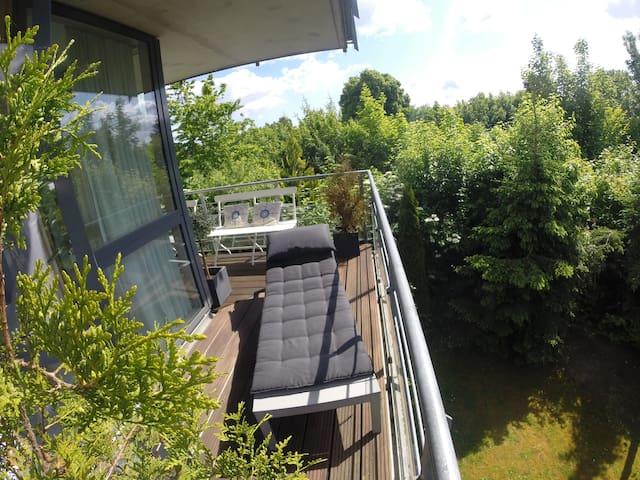 Ostsee: 1-Zimmer-Design-Appartement
