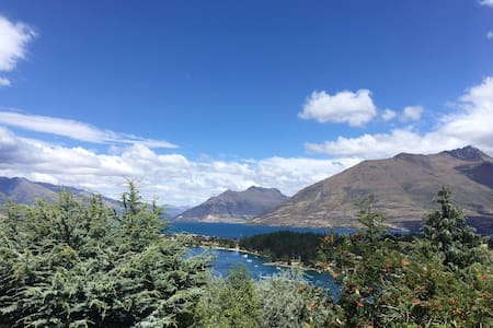 Panorama Apartment, 1 Bedroom with stunning views - Queenstown