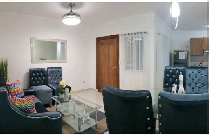 Apartamento 2 habitaciones, zona centrica santiago