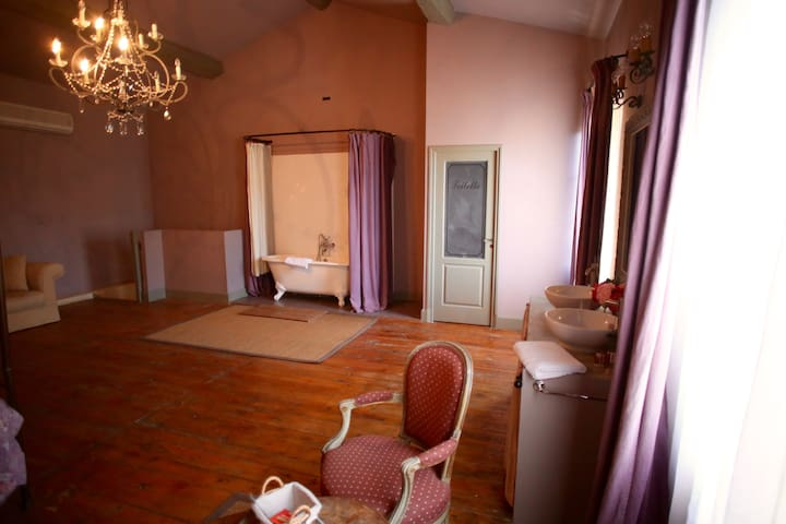 Chambre d'hôte Salicorne
