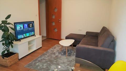 Leipzig Square Apartment