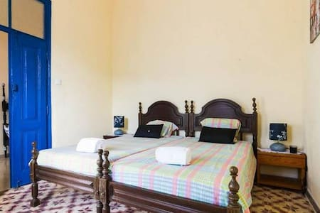Algarvian villa 3km from the beach DR - Almancil