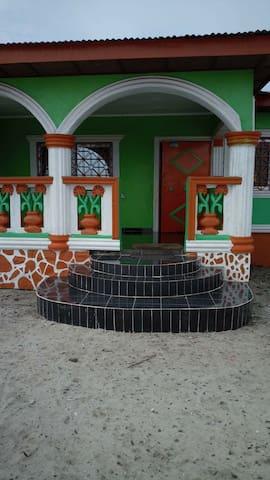 Quiet Duazon Home with Pacific Ocean Sea View