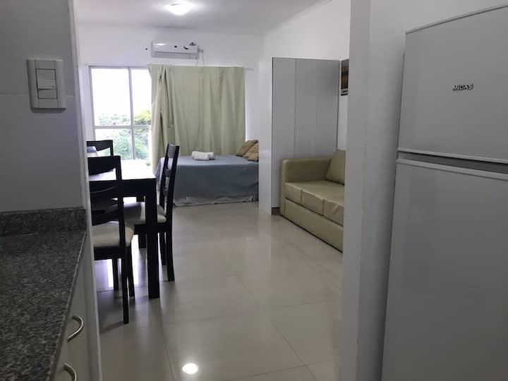 Cálido Apartamento En Resistencia Chaco 3c