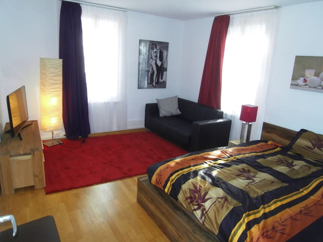 2 Zimmer für Liebhaber von Charme