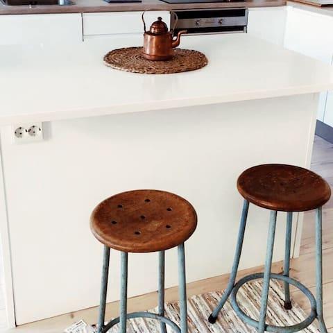 Minimalist Home - Fully functional, Great Location - Helsinki - Byt