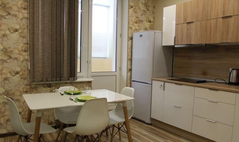 Апартаменты на Юбилейном 68