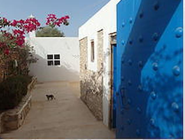 Msassa, das romantische Ferienhaus - Essaouira - House