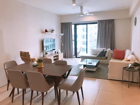 2Bed 2Bath COZY Room @Midhill Genting Highland