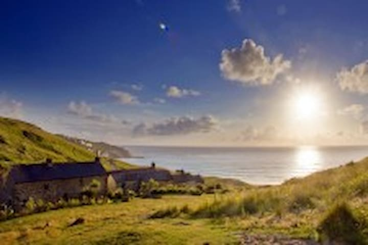 Beautiful Beach Cottage - Sennen