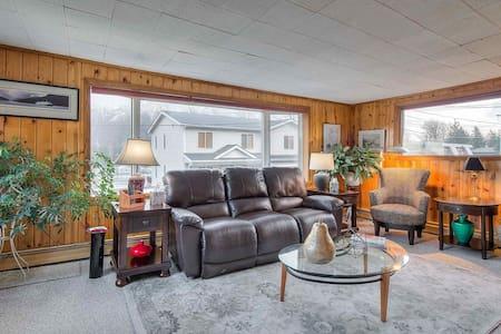 Historic Juneau Home Near the Beach