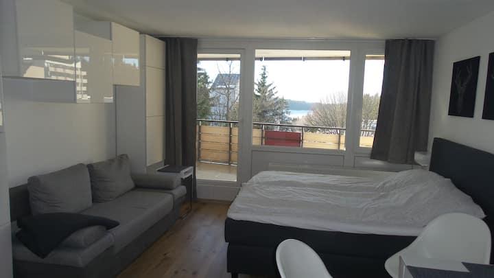 Apartment oberhalb von Sankt Engelmar,ruhig,sonnig
