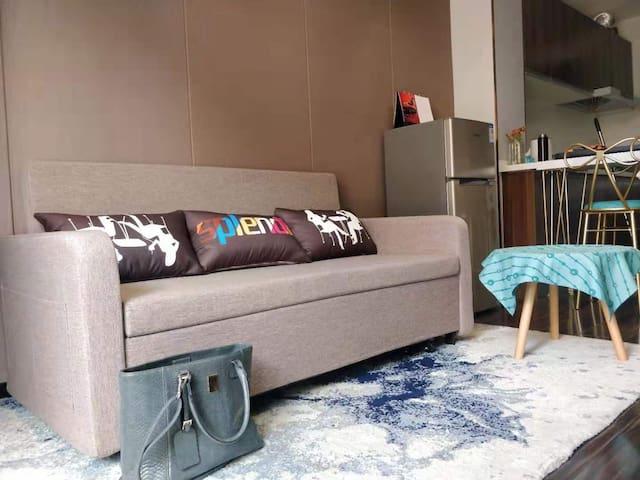 新入手的沙发床,满足您不同的需求