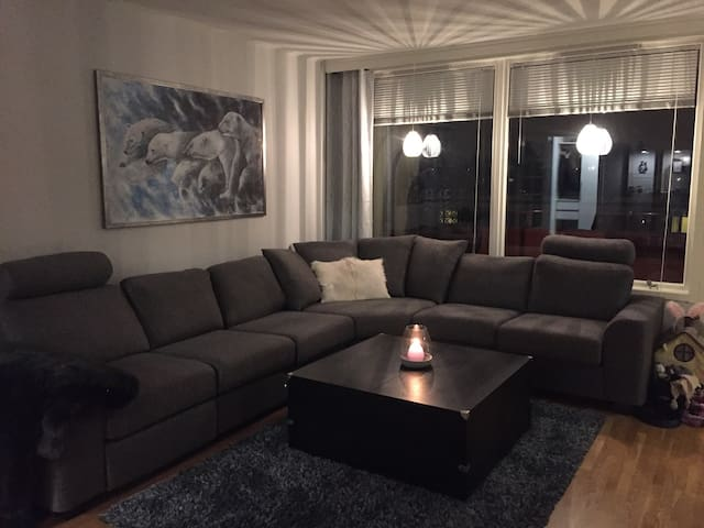 Saupstad, Trondheim - Trondheim - Apartamento