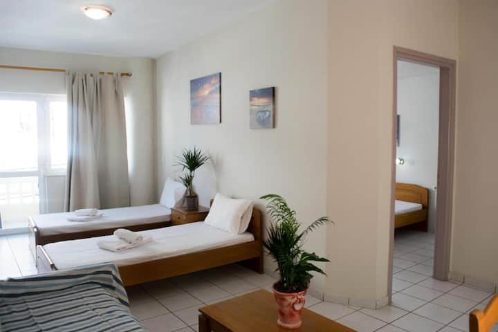 Family Apartment - Greta Apartments Crete